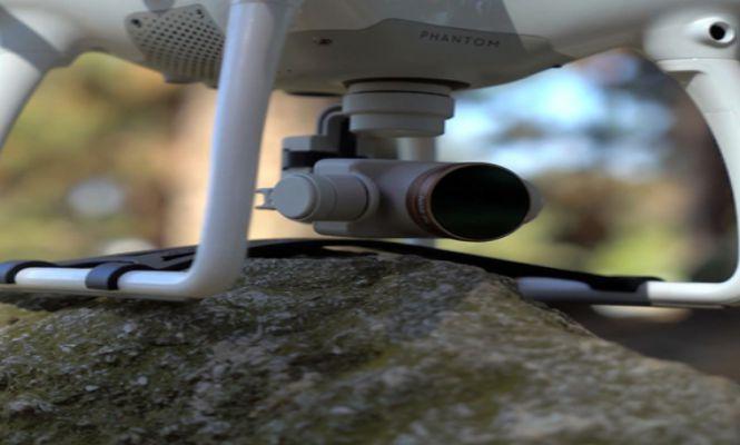 Aksesoris Drone DJI Phantom 4 Pro gimbal
