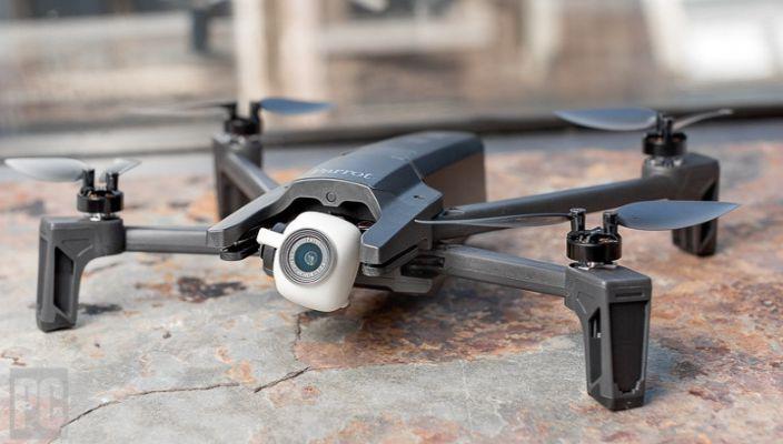 Drone Brushless untuk Pemula parrot