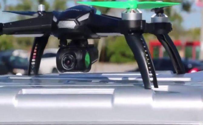 Drone Contixo Terbaik untuk Pemula f20