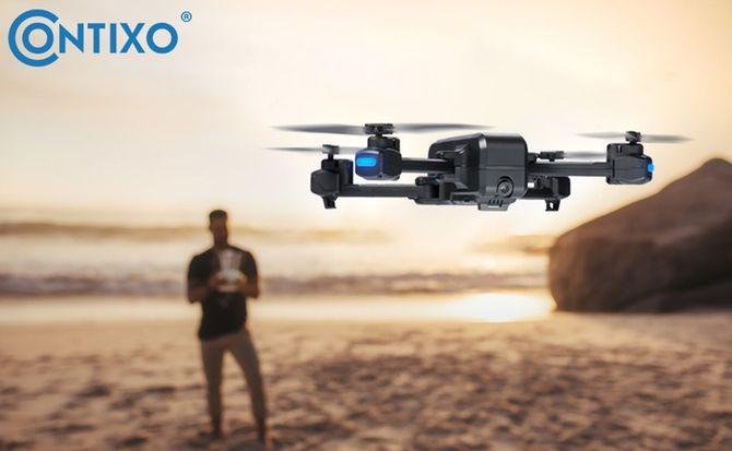 Drone Contixo Terbaik untuk Pemula f22