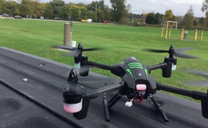 Drone Contixo Terbaik untuk Pemula