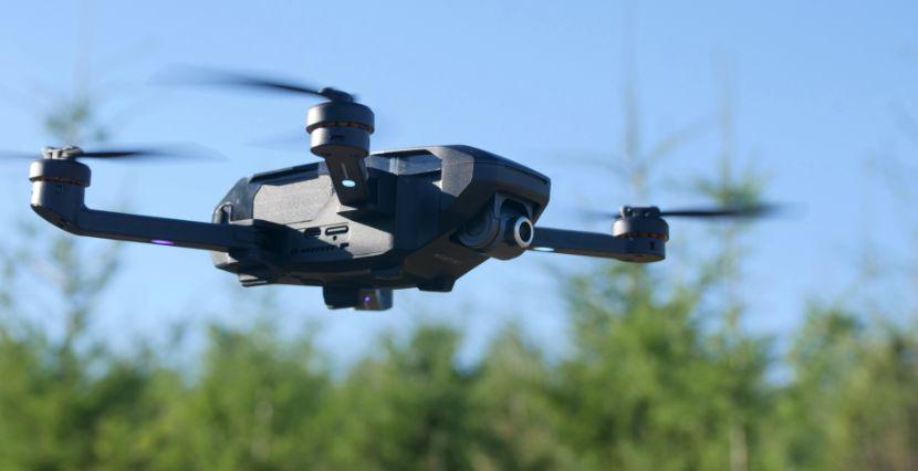 Drone Follow Me Terbaik yuneec