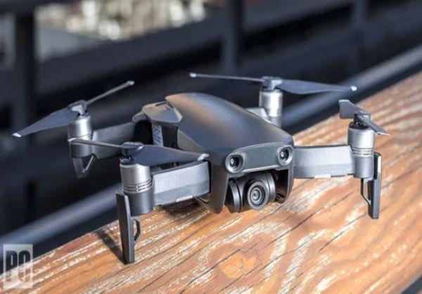 Drone Lipat untuk Pemula Mavic Air