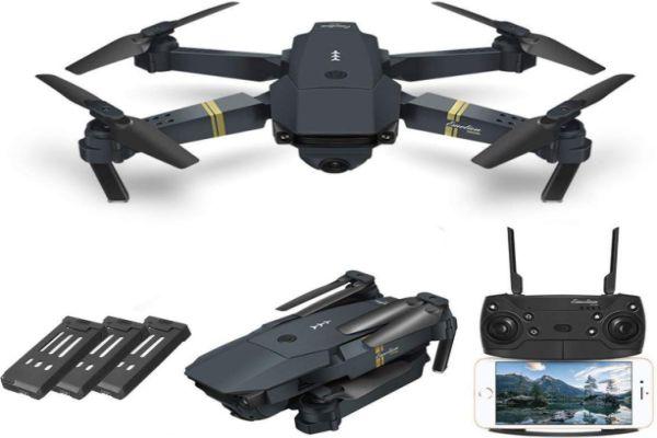Drone Mirip DJI Mavic Pro Eachine