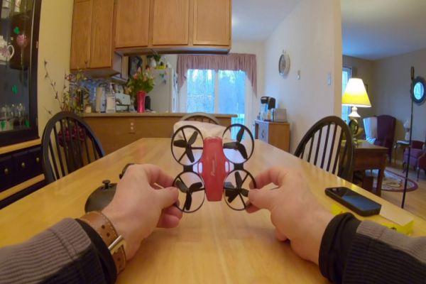 Drone Saku Terbaik untuk Pemula potensic