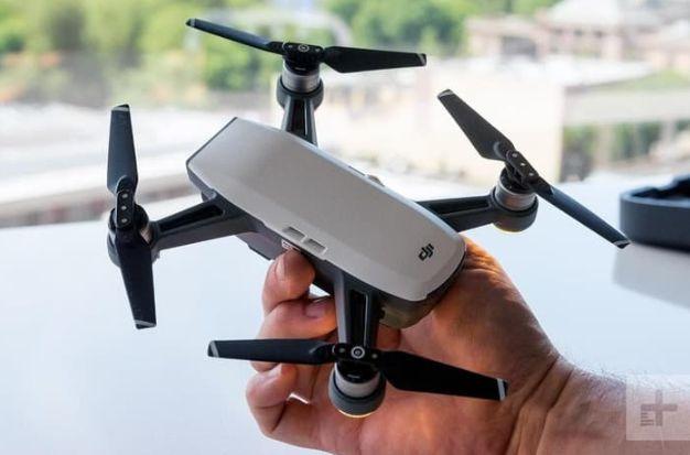 Drone Selfie Murah Dji spark