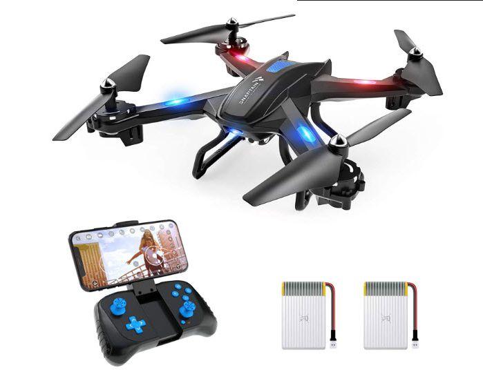 Drone Snaptain Terbaik untuk Pemula 500