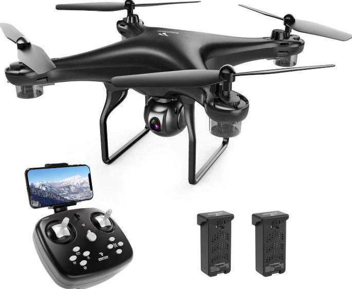 Drone Snaptain Terbaik untuk Pemula SP600