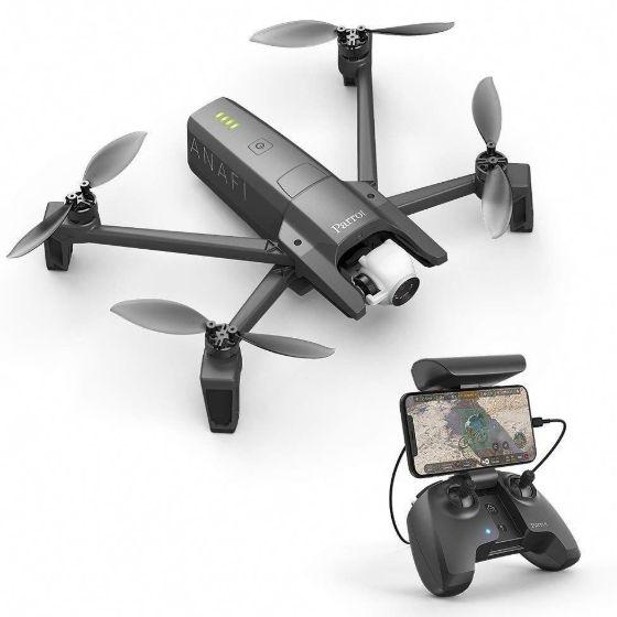 Drone Terbaik dengan Kamera HD Contixo F18