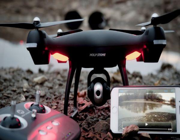 Drone Terbaik dengan Kamera HD HS100