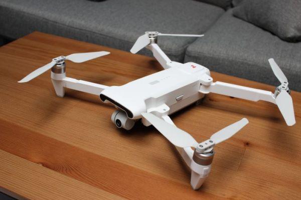 Drone Terbaik untuk Hari Valentine Fimi X8