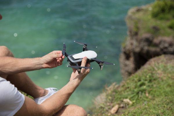 Drone Terbaik untuk Hari Valentine Mavic Air