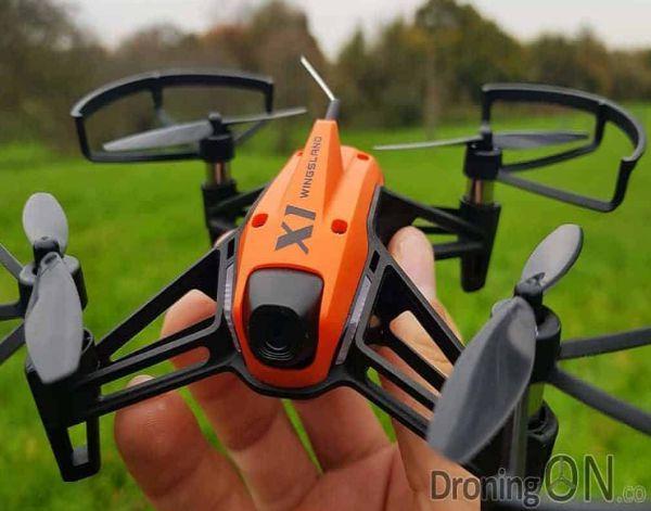 Drone Wingsland Terbaik x1