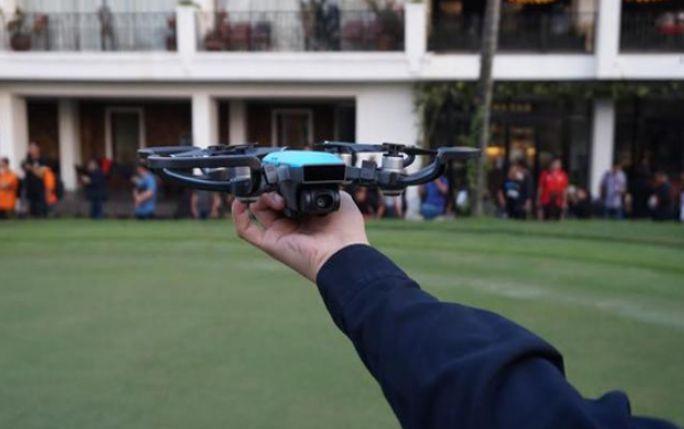 Fitur Canggih Drone Mini DJI Spark terbaru