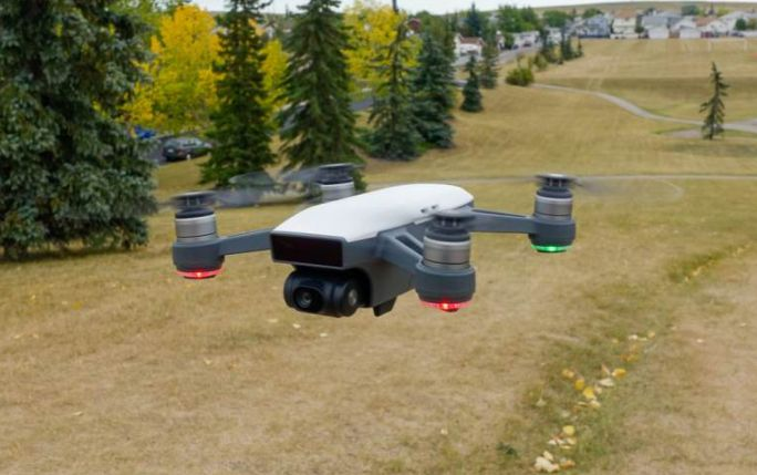 Fitur Canggih Drone Mini DJI Spark