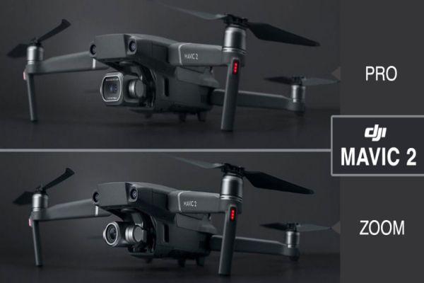 Review Drone DJI Mavic 2 kamera