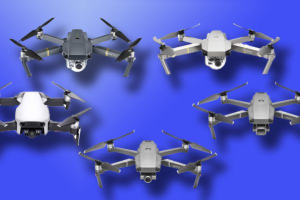 Review Drone DJI Mavic 2