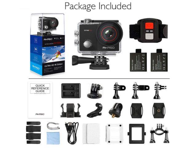Review Kamera Action Akaso EK7000 Pro Terbaik