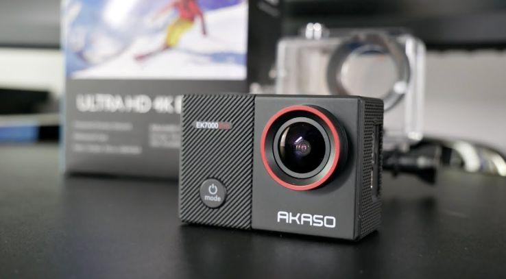 Review Kamera Action Akaso EK7000 Pro
