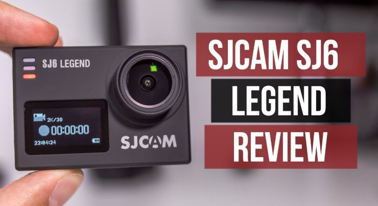 Review Kamera Action SJCAM SJ6 Legend terbaru