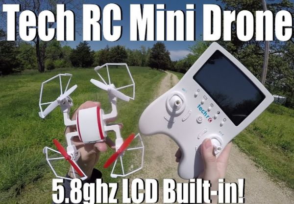 Review Tech RC Mini Drone