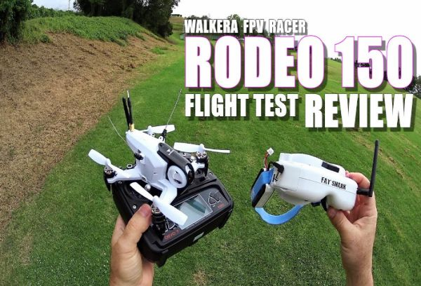 Review Drone Walkera Rodeo Murah
