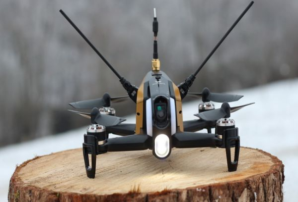Review Drone Walkera Rodeo