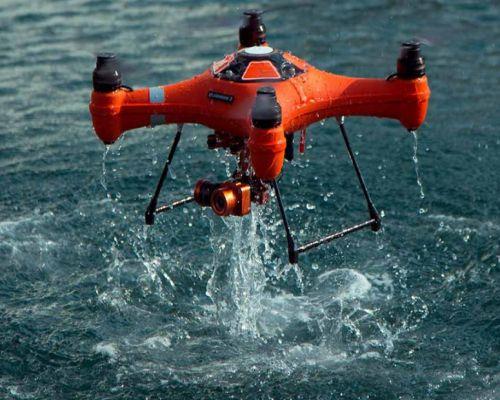 Drone Anti Air splash