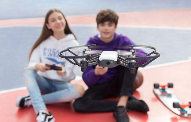 Drone Mainan untuk Anak Kecil