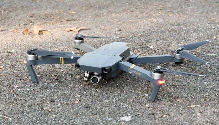 Drone Profesional Lama Terbaik