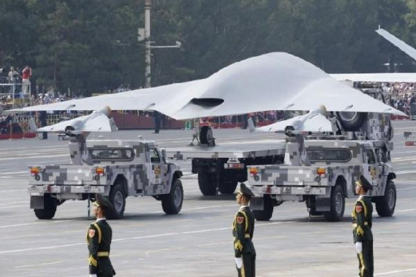 Jenis Drone Militer