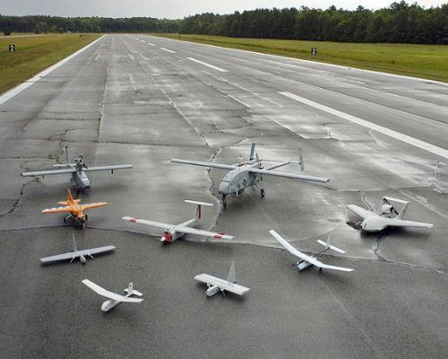 Jenis Drone dan Fungsinya