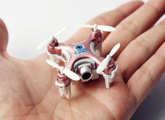 drone terkecil di dunia