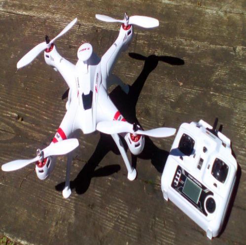 Drone GPS AutoPilot Murah BayangToys X16