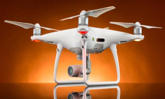 Aksesoris Drone DJI Phantom 4 Pro case