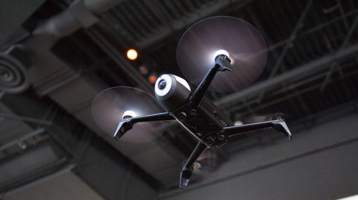 Alasan Anda Wajib Membeli Parrot Bebop 2 kamera
