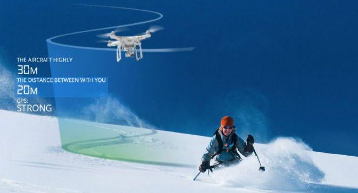 Drone Follow Me Terbaik