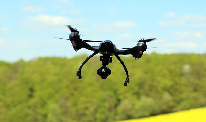 Merk Drone Terbaik