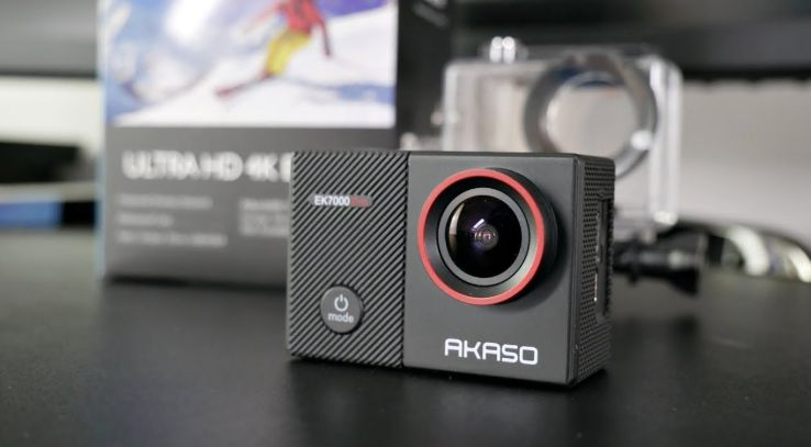 Review Kamera Action Akaso EK7000 Pro