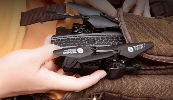 Review Drone Ragu SX20